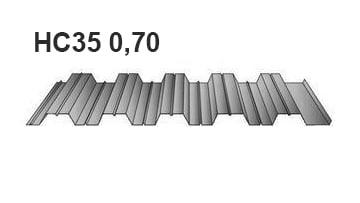 Профнастил С8 0.40 RAL 5005